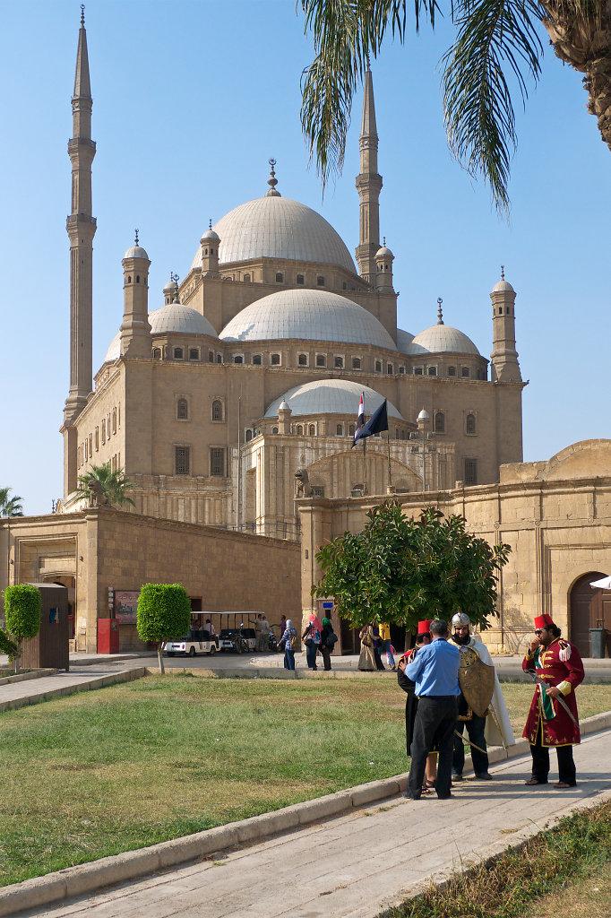 Saladin Citadel of Cairo