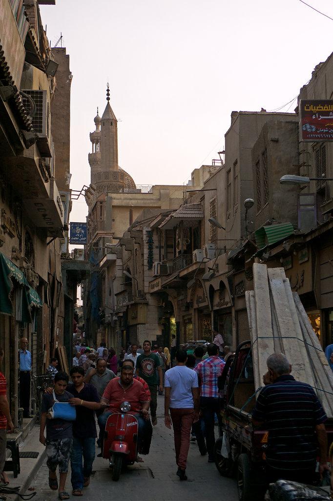 Souk Khan al Khalili (street photo #1)